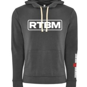 RTBM Hoodie (Metal Gray)