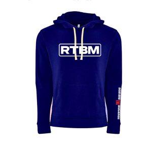 RTBM Hoodie (Royal Blue)